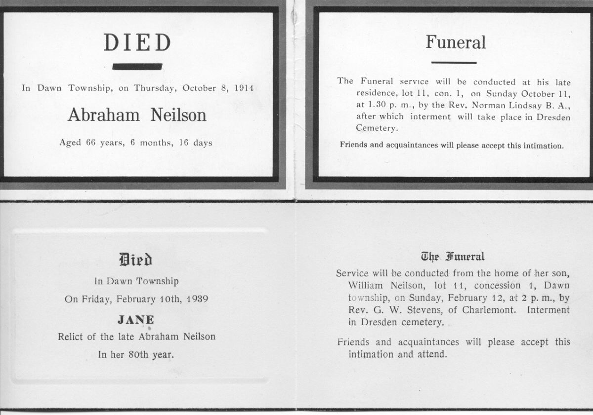 find death records for your ancestors