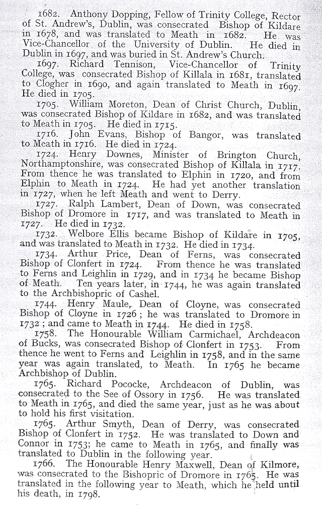 Meath County ireland Free Genealogy Records