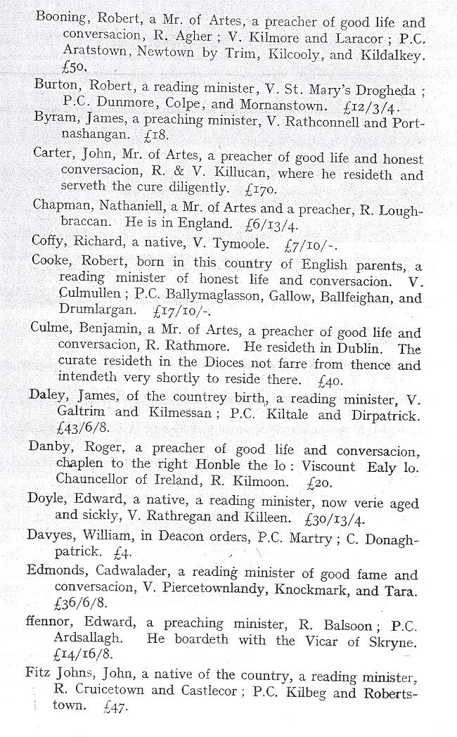 Meath ireland Free Genealogy Records pic